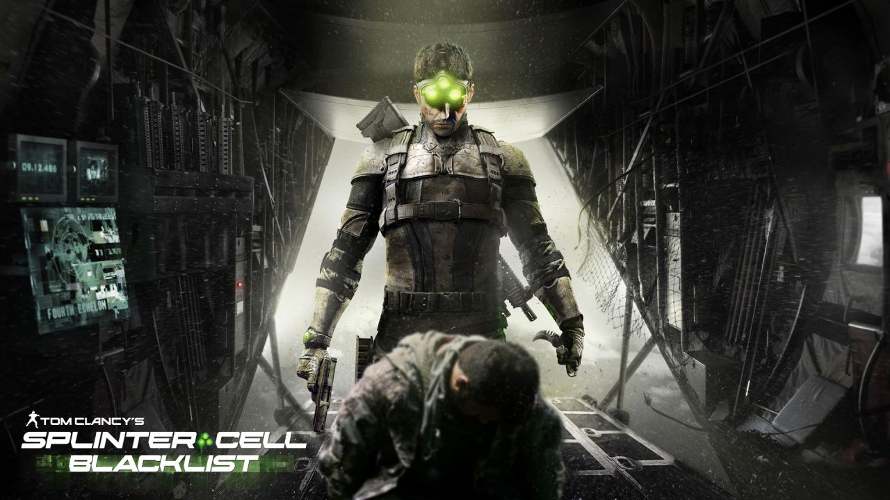 Splinter Cell - Blacklist : Un teaser annonce un trailer